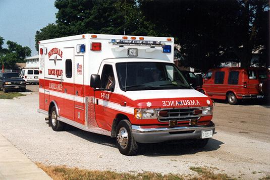 Hopedale Rescue Squad