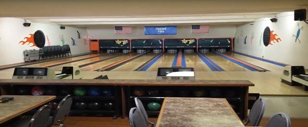 Minier Lanes Bowling Alley