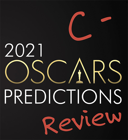 Oscars Review