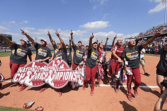 2021 Women's College World Series