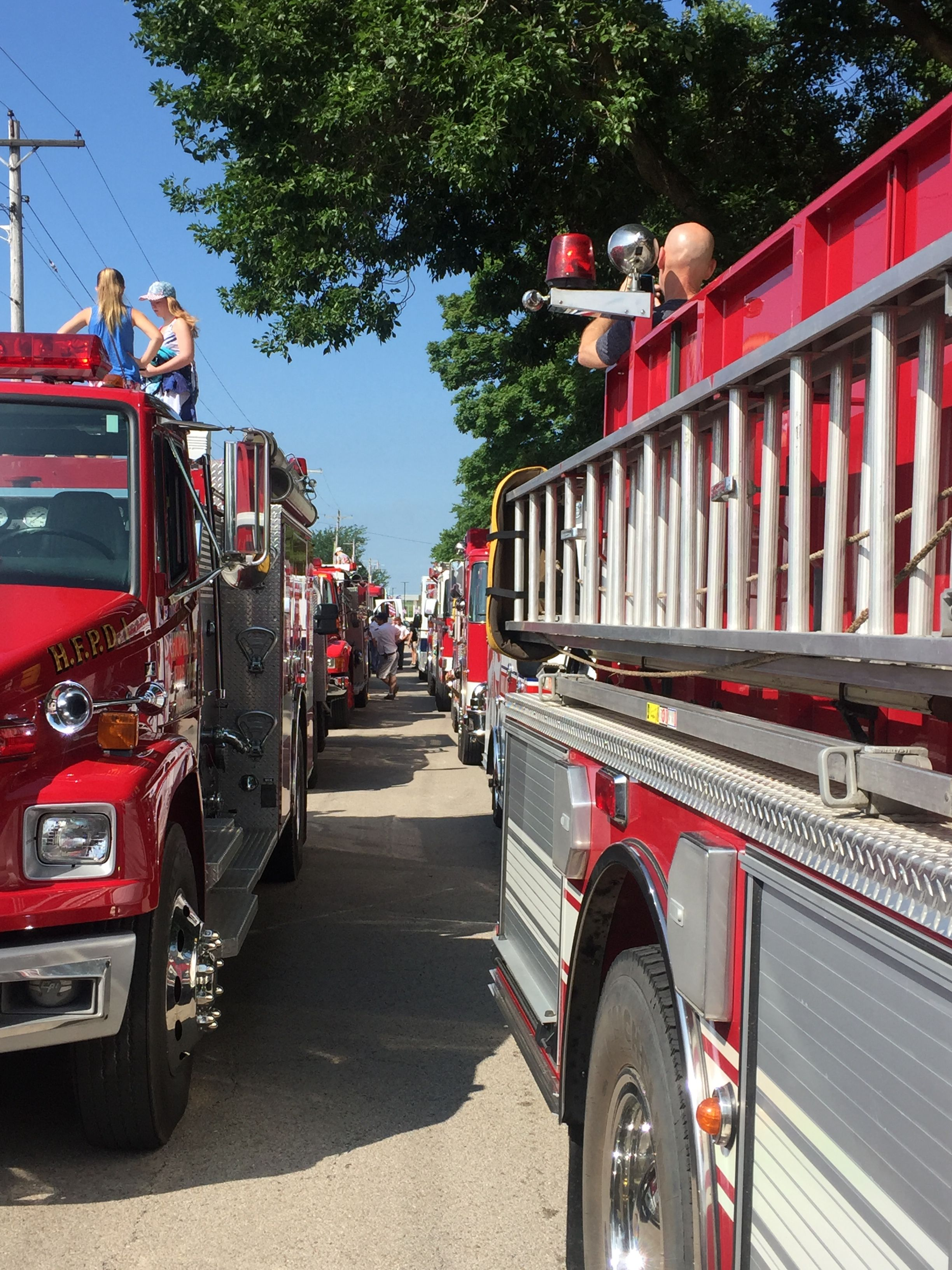 Hopedale's Annual 4th of July Celebration