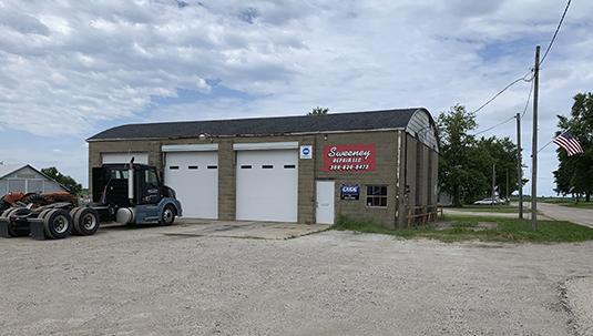 Sweeney Repair: Specializing in On-Site Diesel Work