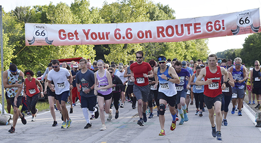 Don't Miss Getting Your Kicks at the 8th Annual Get Your 6.6 On Route 66