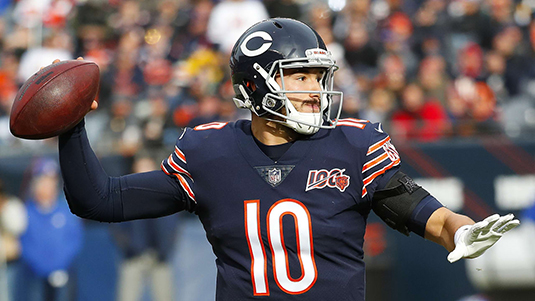 Why Mitch Trubisky can Reset his Career in Buffalo