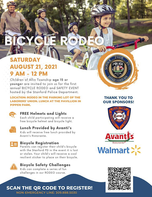 2021 Bicycle Rodeo