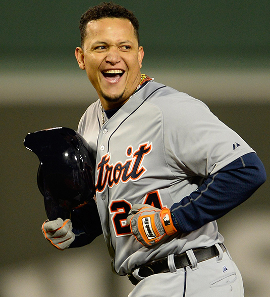 Miguel Cabrera Hits Home Run Number 500