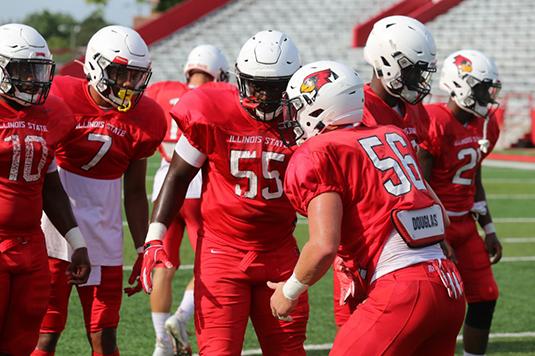 Redbird Football Preview