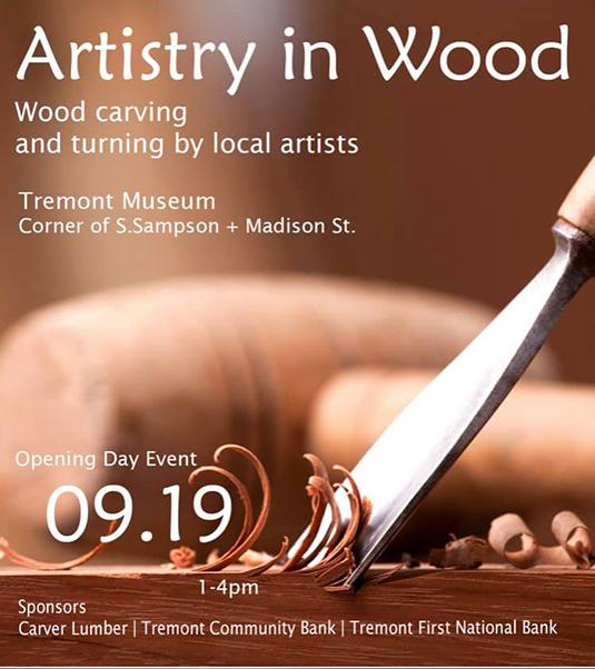 Artistry in Wood