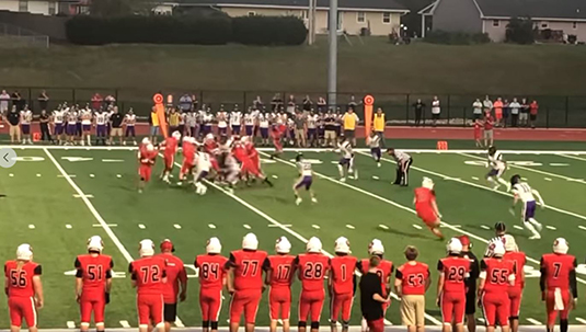 Chiefs Fall to Titans 14-6