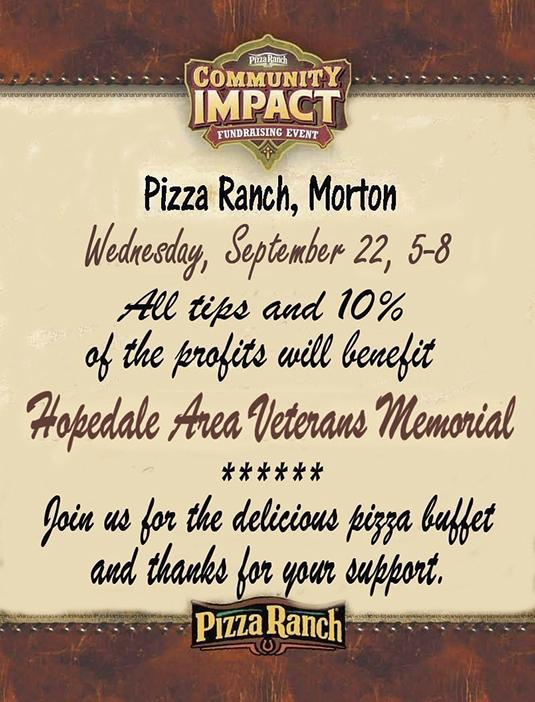 Veteran's Memorial Benefit