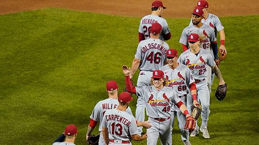 Cardinals Make a Postseason Push