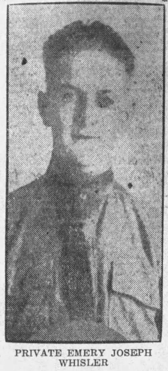 Emery Joseph Whisler