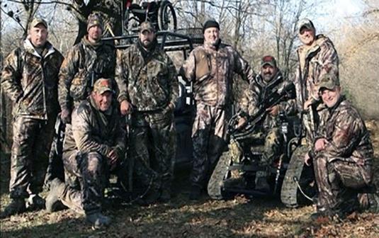 HOOAH Deer Hunt for Heroes