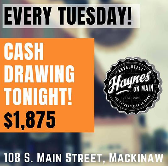 Cash Drawing
